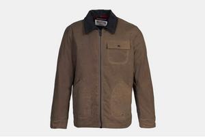 Schott Waxed Cotton Chore Jacket