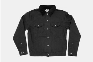 Iron and Resin Trucker Jacket