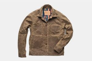 Freenote Cloth Waxed Canvas Rider's Jacket