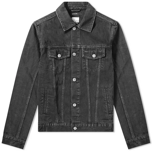 Ksubi Classic Denim Trucker Jacket