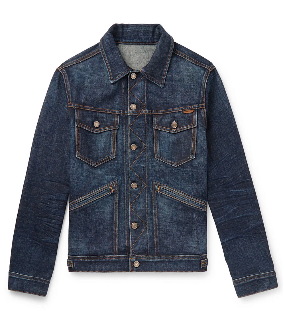 Tom Ford Trucker Jacket