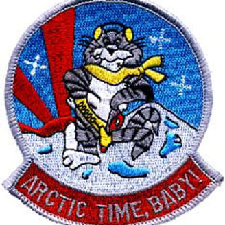 Tomcat - Artic Time, Baby!