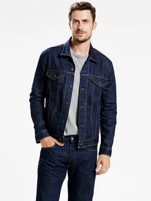 Levi's Basic Trucker Wash