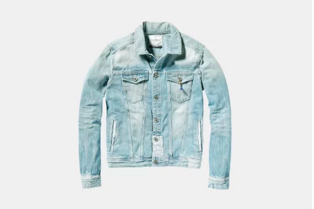 Scotch and Soda Trucker Jacket