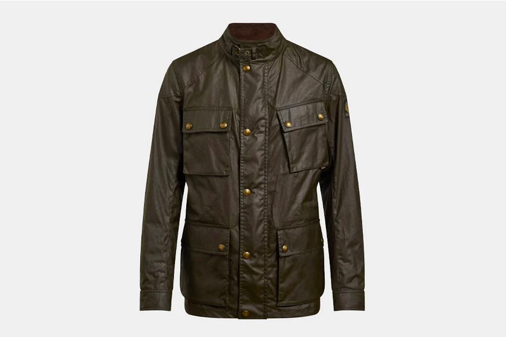 Belstaff Fieldmaster Waxed Jacket