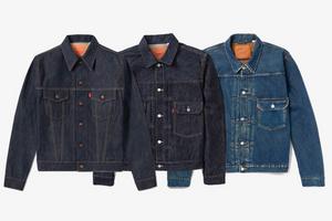 Levis Trucker Jackets