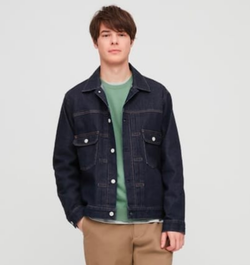 Uniqlo Trucker Jacket