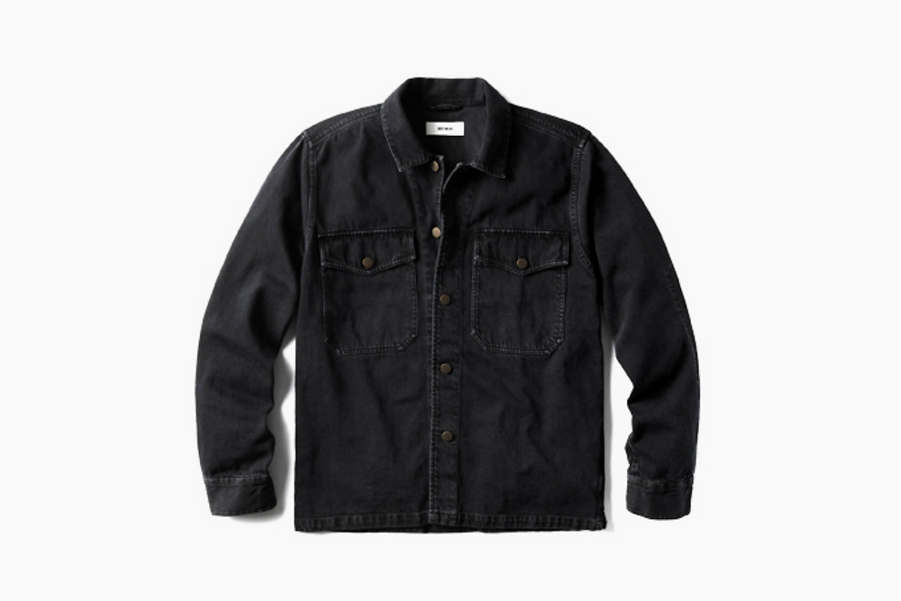 Buck Mason Trucker Jacket