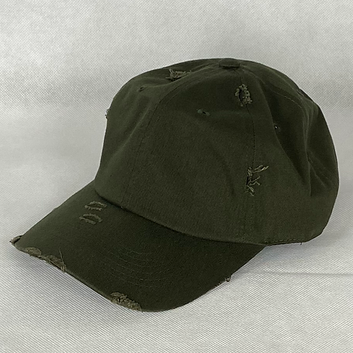 The Ultimate TruckerJacket cap Green