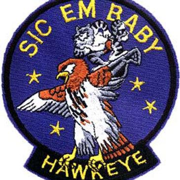 Hawkeye - Sic em Baby