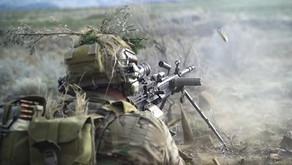2nd Ranger Battalion Conducts Task Force Training