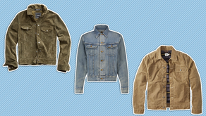 10 Stylish Trucker Jackets for Guys to Wear This Fall