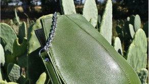 """Two Men Created """"Leather"""" From Cactus - Desserto"""