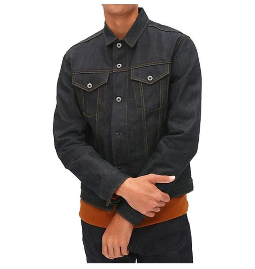 Western Trucker Jacket