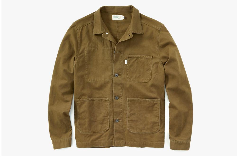 Wellen Trucker Jacket