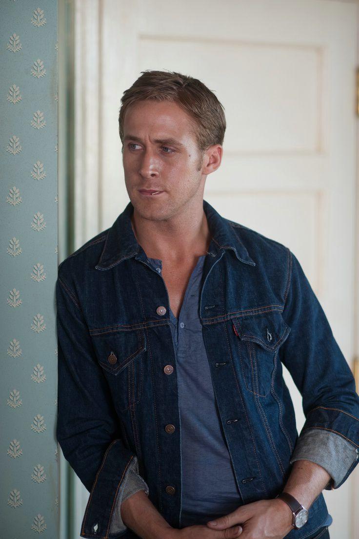 Ryan Gosling Trucker Jacket