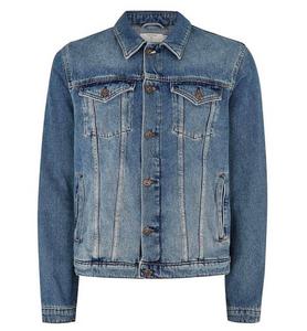 Blue Trucker Jacket