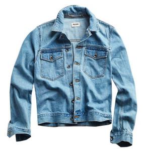 Selvedge Trucker Jacket