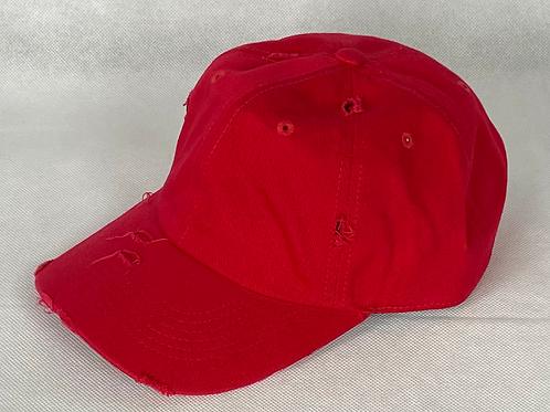 The Ultimate TruckerJacket cap Red