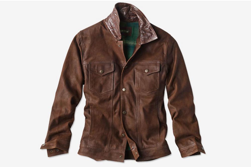 Orvis Trucker Jacket