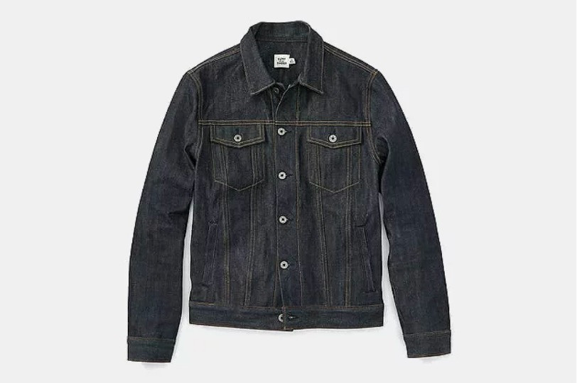 Flint and Tinder Trucker Jacket 2