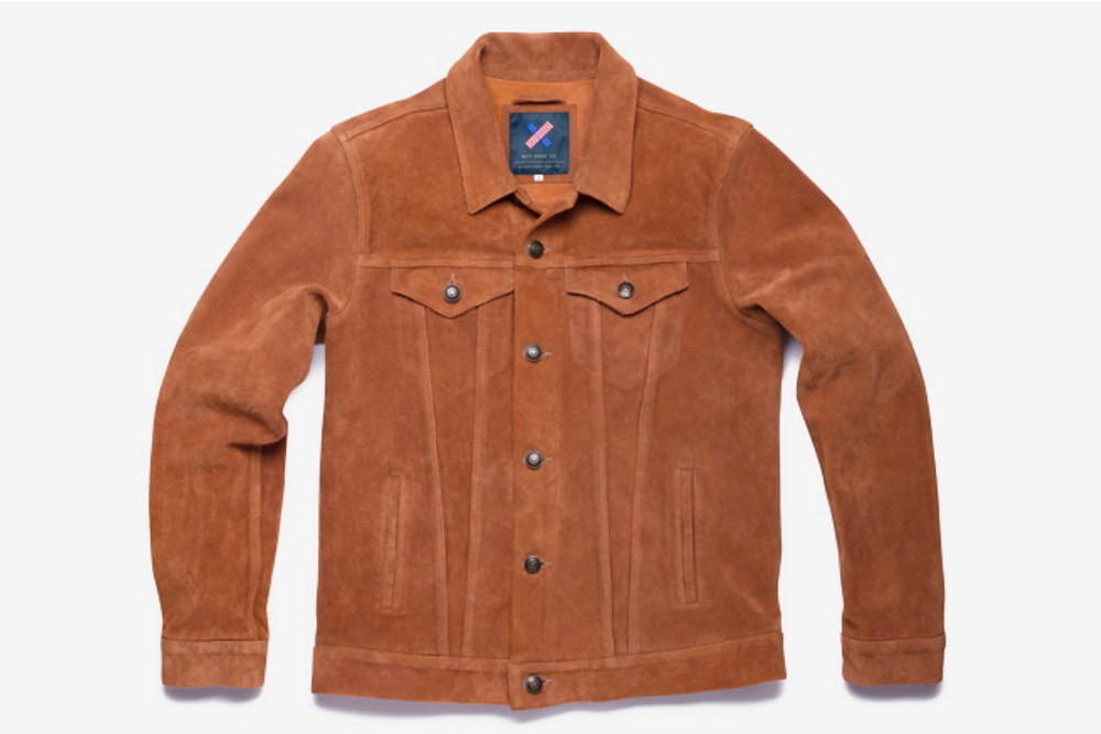 Best Made Trucker Jacket