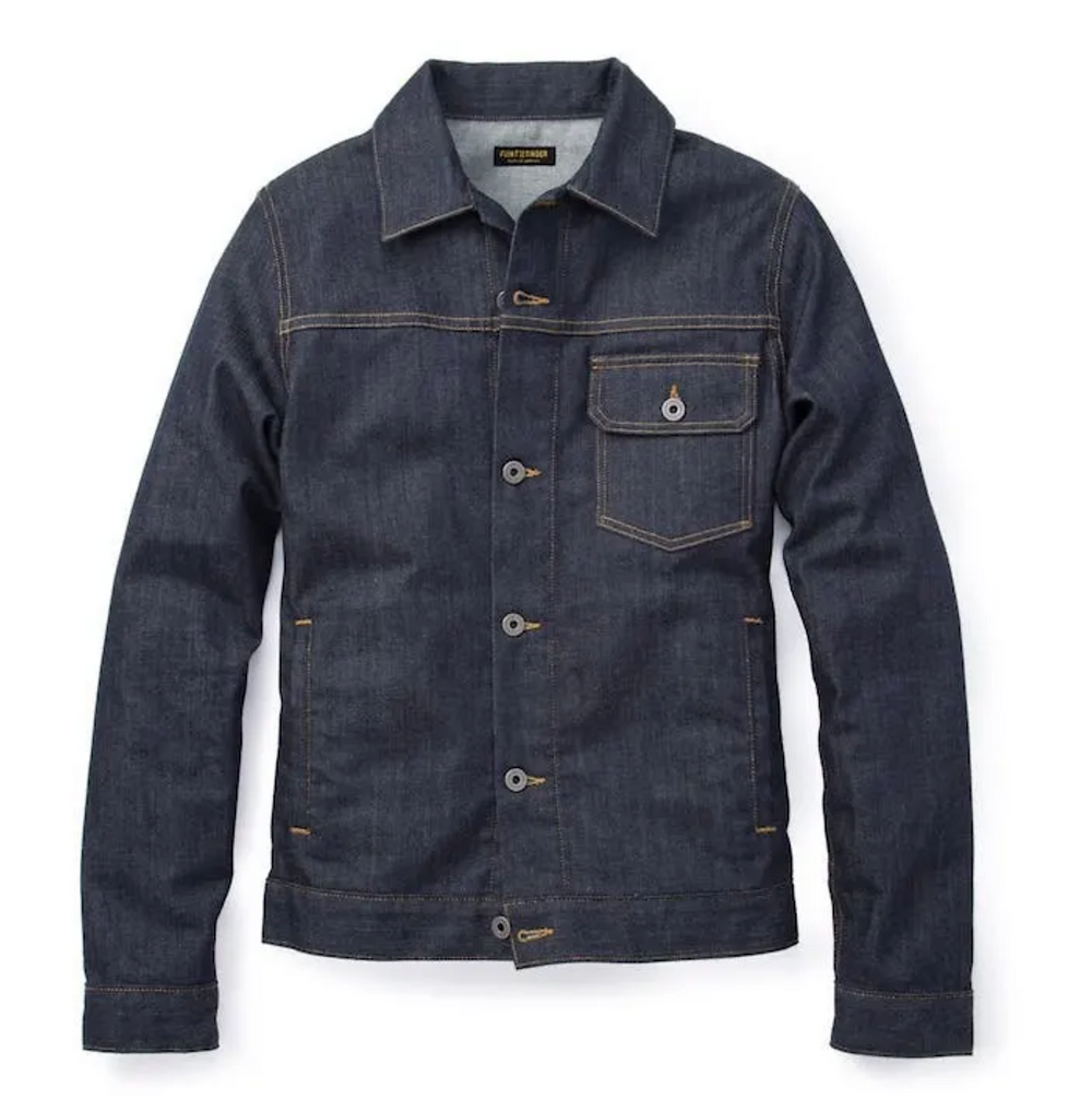 Huckberry Trucker Jacket