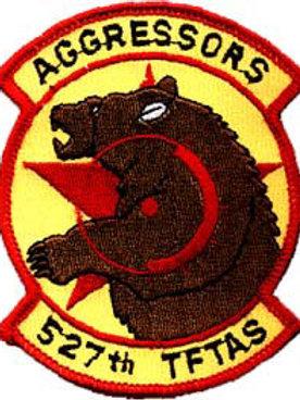 527th Tetas Aggressors