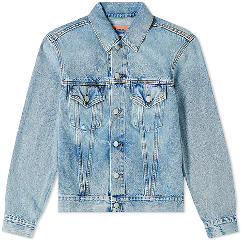 Acne Studios Trash 1998 Denim Trucker Jacket