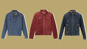 9 Stylish Trucker Jackets for Guys to Wear This Fall