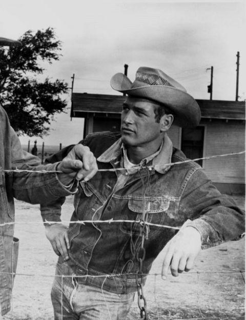 Paul Newman Trucker Jacket