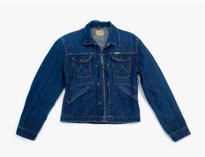Wrangler Vintage Trucker Jacket