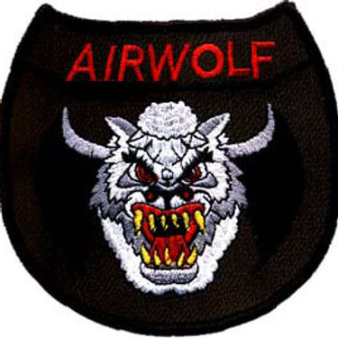 Airwolf - Wolf in Ram Clothing