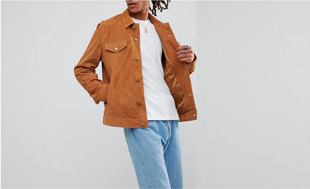 ASOS Trucker Jacket