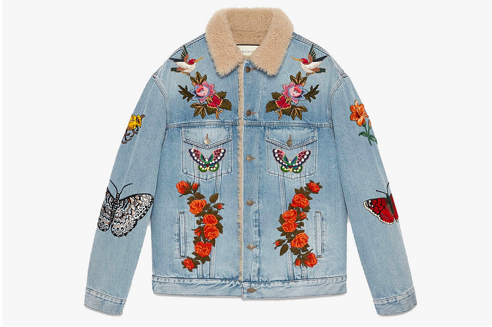 Gucci Trucker Jacket