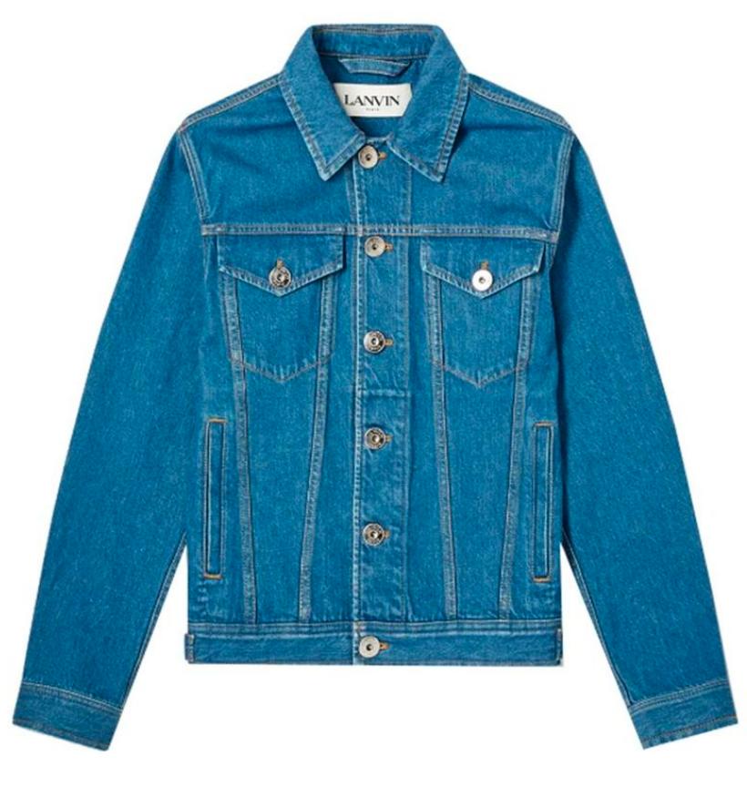 Lanvin Trucker Jacket
