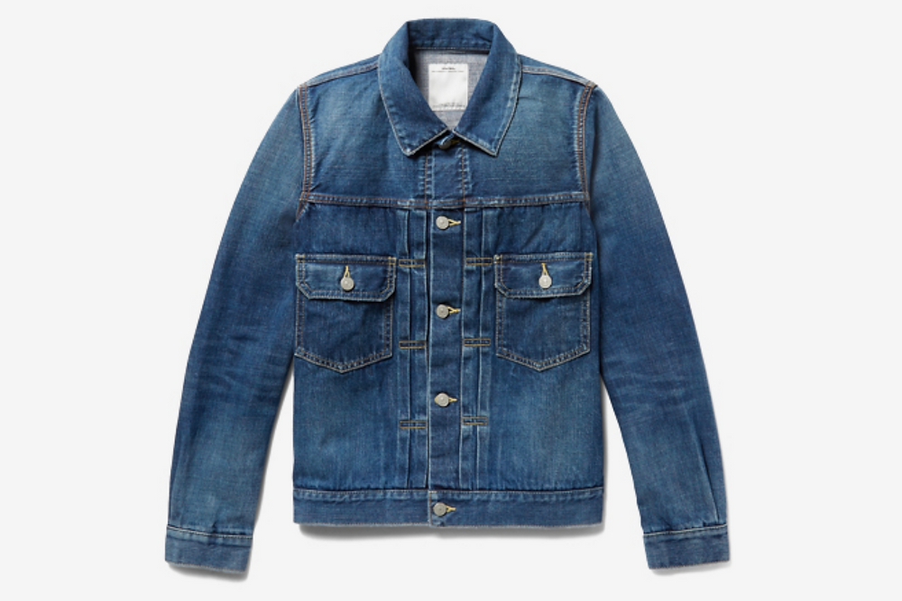 Visvim Trucker Jacket