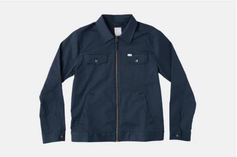 RVCA Trucker Jacket