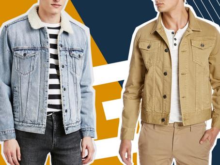 Every Man Needs a Denim Jacket