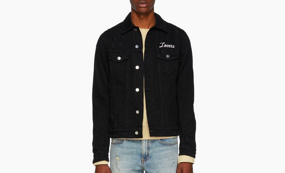 Amiri Trucker Jacket