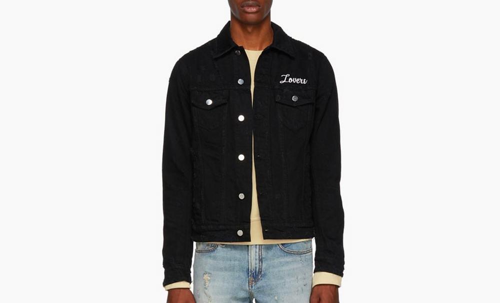 Amiri Trucker Jacket