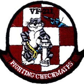 Tomcats Fighting Checkmates