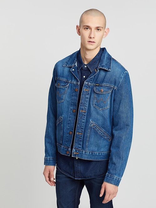 Wrangler basic Trucker Jacket