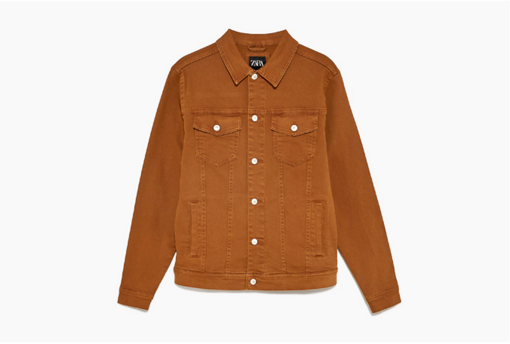 Zara Trucker Jacket