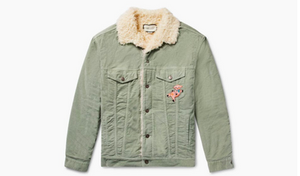 Gucci Trucker Jacket