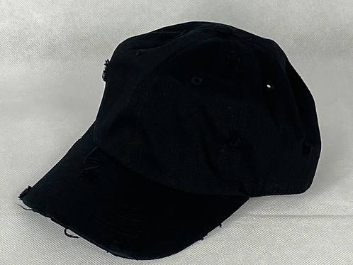 The Ultimate TruckerJacket cap Black