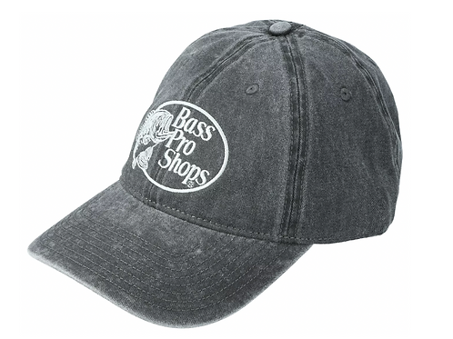 Bass Pro Shops Pigment Dyed Twill Cap