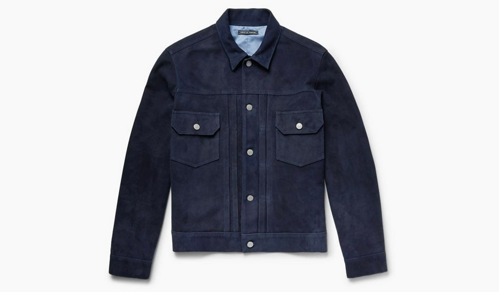 Richard James Trucker Jacket