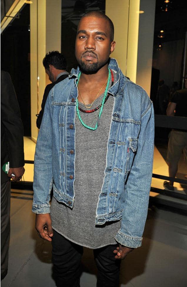Kanye West Trucker Jacket
