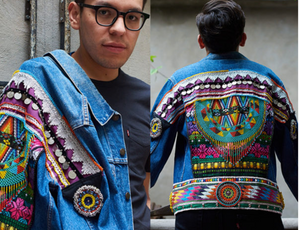 Raul Alvarez Trucker Jacket